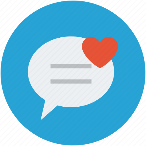 heart, love, message, romance, valentine icon
