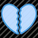 broken, heart, love, romantic, romance, valentine