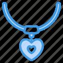necklace, accessory, equipment, gem, jewel, jewelry, love