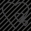 favorite, heart, love, romantic