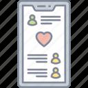 romantic, chat, conversation, valentine