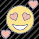 love, emoji