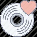music, romantic, valentine