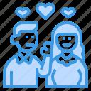 propose, girlfriend, boyfriend, man, woman icon
