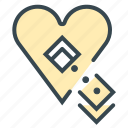 heart, love, missing, romance, romantic icon