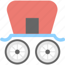 carriage, horse carriage, royal buggy, royal carriage, wedding carriage icon