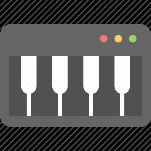 Clavichord, harpsichord, musical instrument, piano, pianoforte icon - Download on Iconfinder
