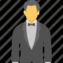 bridegroom, groom, groomsmen, marriage, wedding icon