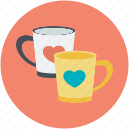 beverage, coffee mugs, hot drink, mug, tea mugs icon