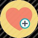 add like, add to favorites, add to heart, heart, like