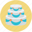 bakery food, cake, dessert, valentine cake, wedding cake