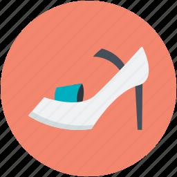 footwear, heel pumps, heel shoes, woman heels, woman shoes icon