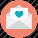 envelope, letter, love letter, valentine card, valentine greeting
