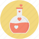 cologne, perfume bottle, romantic fragrance, romantic perfume, romantic scent icon