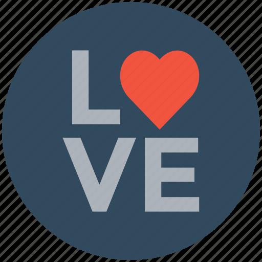 affection, heart, love sign, love sticker, romance icon