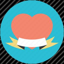 favorite, heart, heart sticker, love, romantic icon