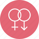 female, male, marriage, valentine, wedding icon