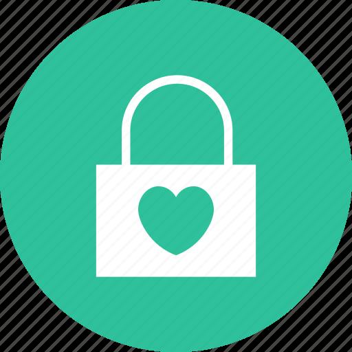 heart, key, lock, love, valentine, valentines icon