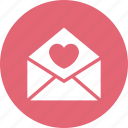 invitation, letter, love, ml icon