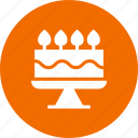 birthday, cake, engagement, love, party, romance, wedding icon