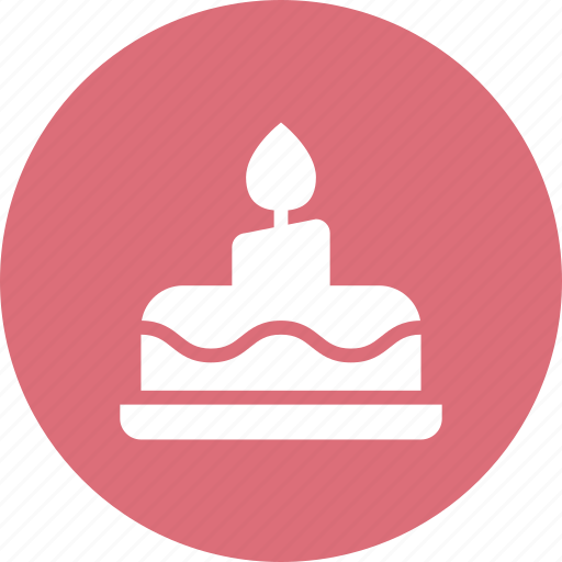 Cake Icon Birthday