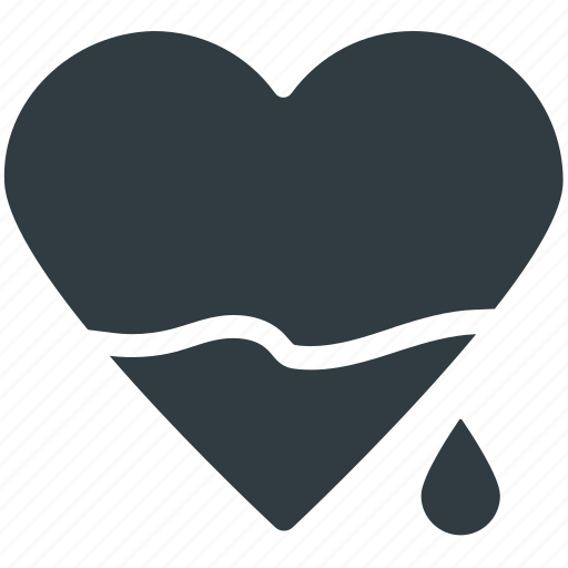 emotions, heartbleed, love concept, passion, romance icon