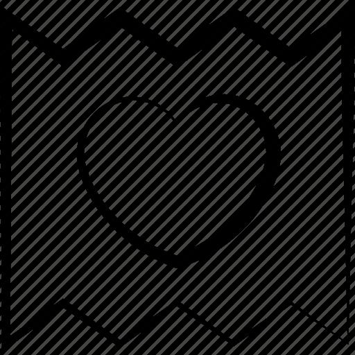 envelope, letter, letterenvelope, loveletter, romanticletter icon