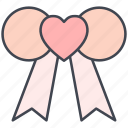 gift, love, lovely, present, ribbon, valentine, valentine's day icon
