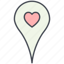 hashtag, love, lovely, pin, tag, valentine, valentine's day icon
