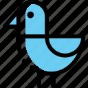 bird, love, love bird, pegon, wedding icon