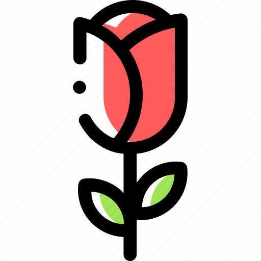 Flower, love, plant, rose, wedding icon - Download on Iconfinder