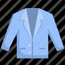 business, clothing, elegant, fashion, male, shirt, suit icon