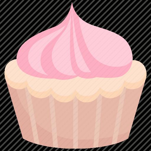baked, cake, dessert, homemade, muffin, sweet, tasty icon