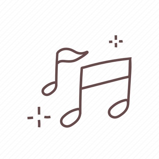 Music, audio, media, musical, note, song, sound icon - Download on Iconfinder