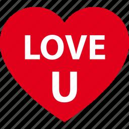 heart, love, romance, romantic, valentine, valentines, you icon