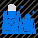 handbag, heart, love, wedding