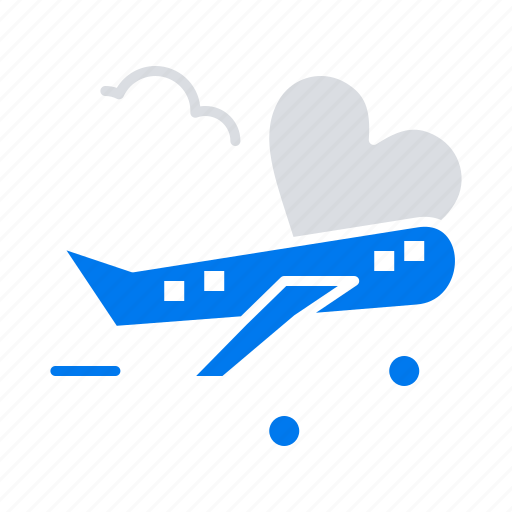 airplane, airport, fly, plane icon