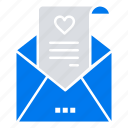 mail, love, letter, card, proposal, wedding