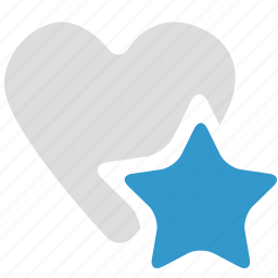 favorites, heart, like, love, rate, reviews, star, testimonials icon