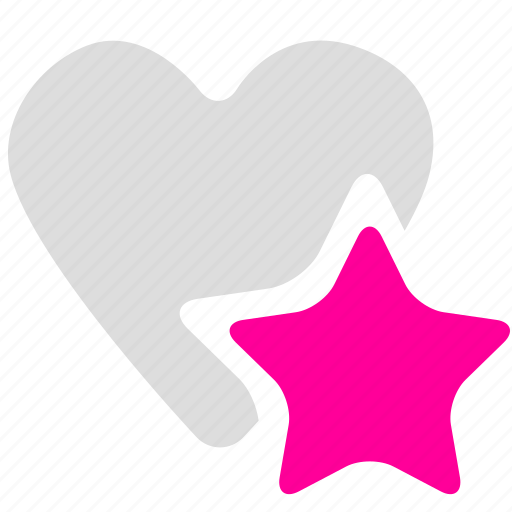 favorites, heart, like, love, rate, star, testimonials icon