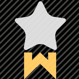 achievement, heart, love, rate, star, testimonials icon
