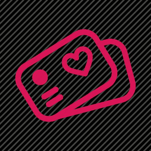 Cards, heart, love, romantic, valentine, valentines, wedding icon - Download on Iconfinder
