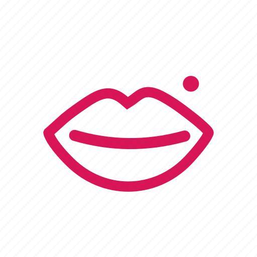 Kiss, lips, love, romance, romantic, valentines icon - Download on Iconfinder