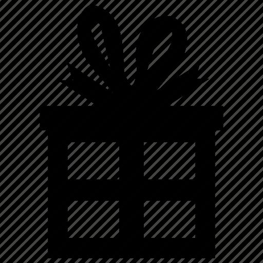 birthday gift, box, celebration, decoration, gift, present, surprise icon