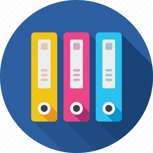 archive, docs, documents, files, library icon