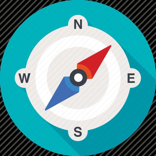 compass, navigation, safari, travel icon