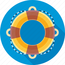 faq, help, info, lifebuoy, lifesaver, protection, support icon