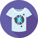 clothes, clothing, fashion, hoodie, shirt, tshirt, wear icon