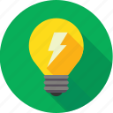 bright, bulb, concept, creativity, discovery, idea, lightbulb icon