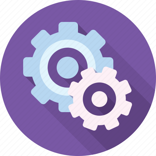 configuration, gear, options, preferences, properties, repair, settings icon